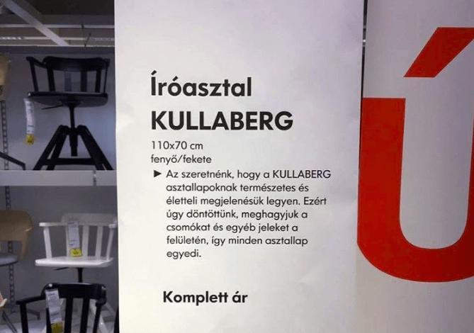 Ha Op Deze Manier Bedenkt De Ikea Namen Voor De Producten Dit
